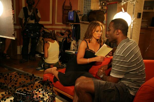 Did @SUAlums know @VWOfficial filmed a movie at Lubin House?! The behind the scenes photo from 2006 #SUinNYCtheater http://t.co/WyQQFBepuM