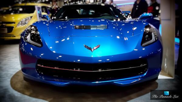 2014 corvette photos