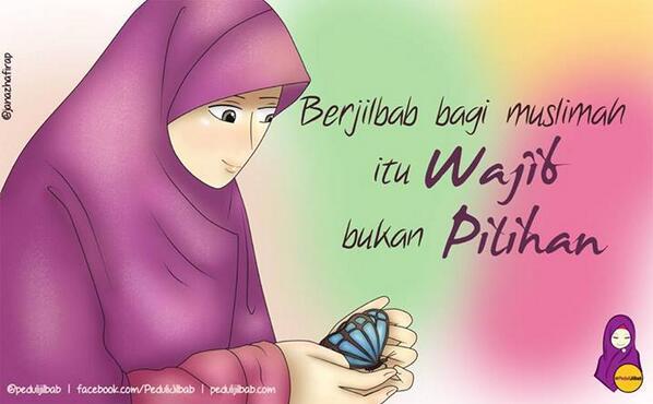Mengapa Wanita Muslimah Wajib Memakai Jilbab - AnekaNews.net