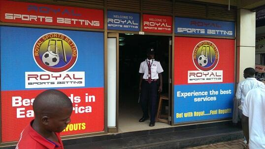 Royal sports betting uganda horse betting rules each way lucky