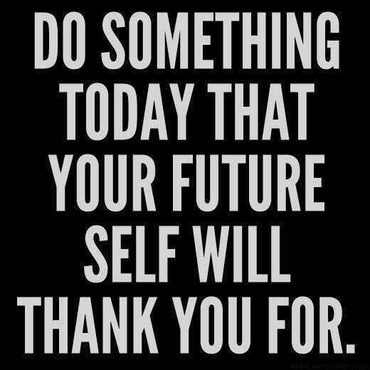 Twitter / JoyAndLife: Do something today that your ...