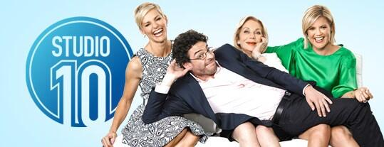 Watch me tomorrow morning at 8.30am on @Studio10au with my pals @Joe_Hildebrand @SarahHarris @ItaButtrose @msjrowe http://t.co/IqHihPrc69