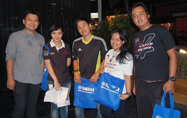 Goestosepang gank with Pak Indra