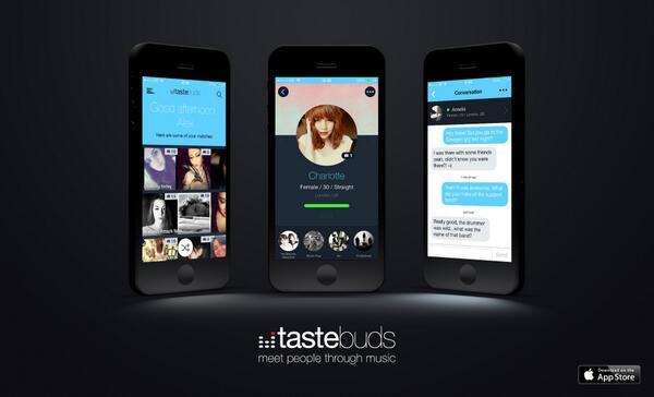 Tastebuds dating site