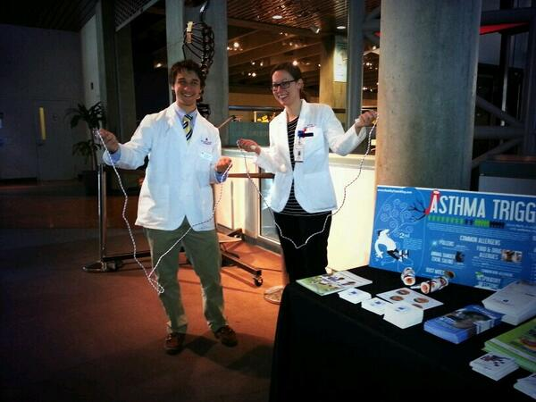 Does jumping rope make your #asthma worse? Come to the @SLSC to learn about triggers from @STLCOPedu students! http://t.co/JwRjJb8Wik