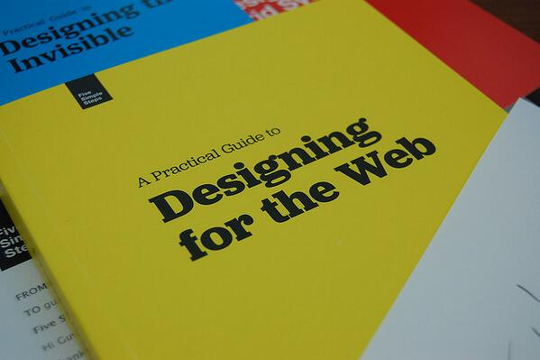 Designing for the Web – now a free ebook http://t.co/s54PmSU9Yp http://t.co/JH90Z5aR8K