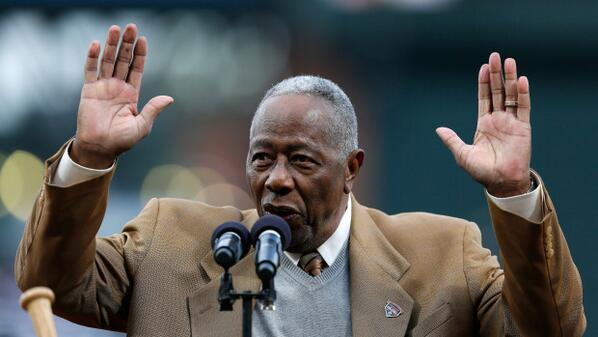 Race hustler Henry Aaron tries to back off calling tea party the KKK