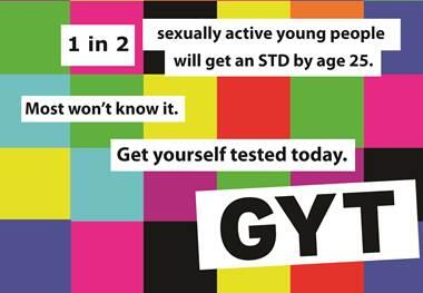 New Mexico State On Twitter Free Std Testing Today From 10 1 3