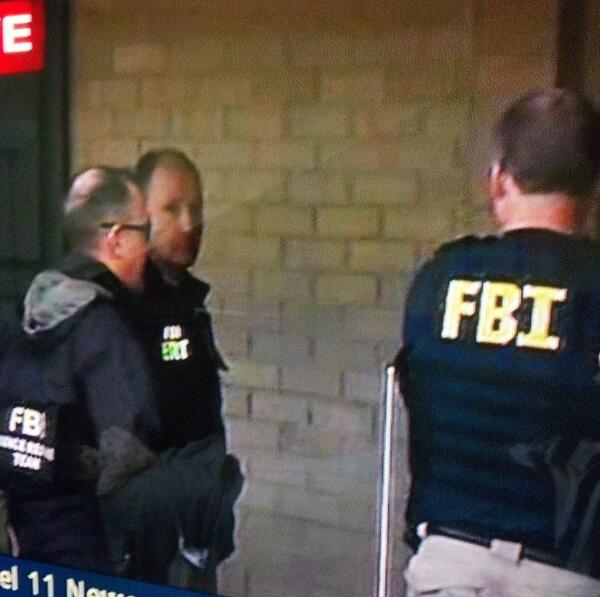 FBI about to enter home of alleged school stabbing suspect Alex Hribal. Follow @WPXIJodine who is on scene http://t.co/BiEo70qfDp