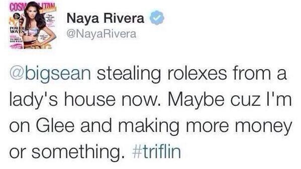 Why Did Naya Rivera And Big Sean Call Off Their Engagement? Rumors Swirl