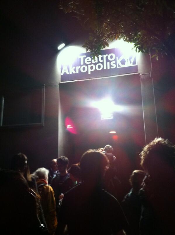 In attesa... #akropolis2014 http://t.co/BApKzXlzfW