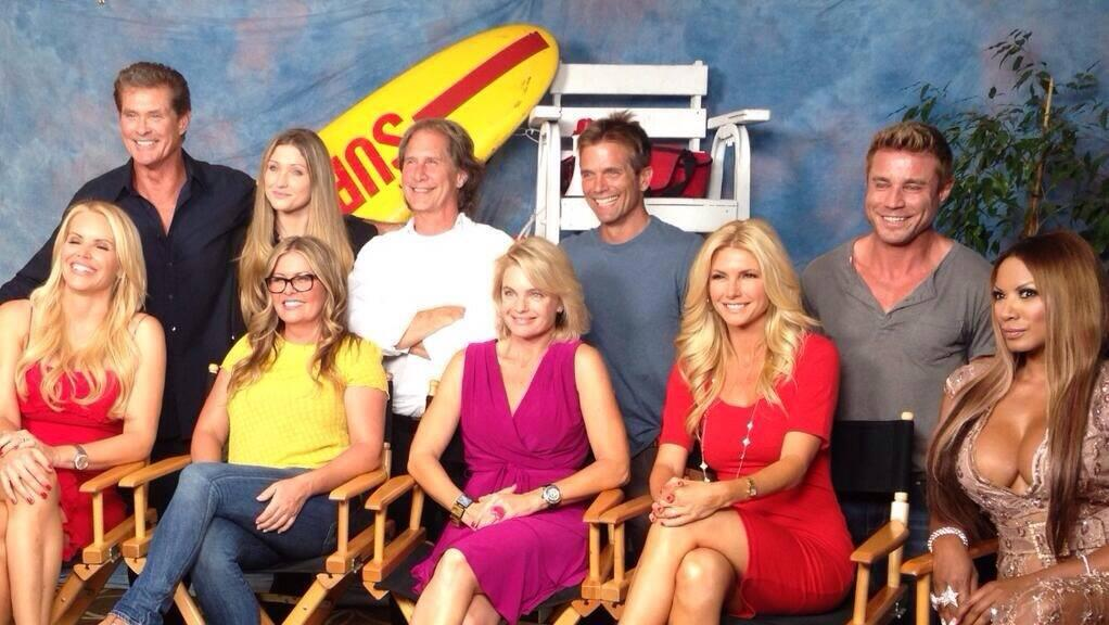Happy 25th birthday to the cast and crew of #Baywatch!! Love Mitch!! http://t.co/QYgnZ9ds3z