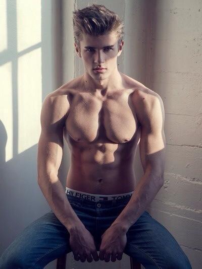 Hot Blonde Dude 17