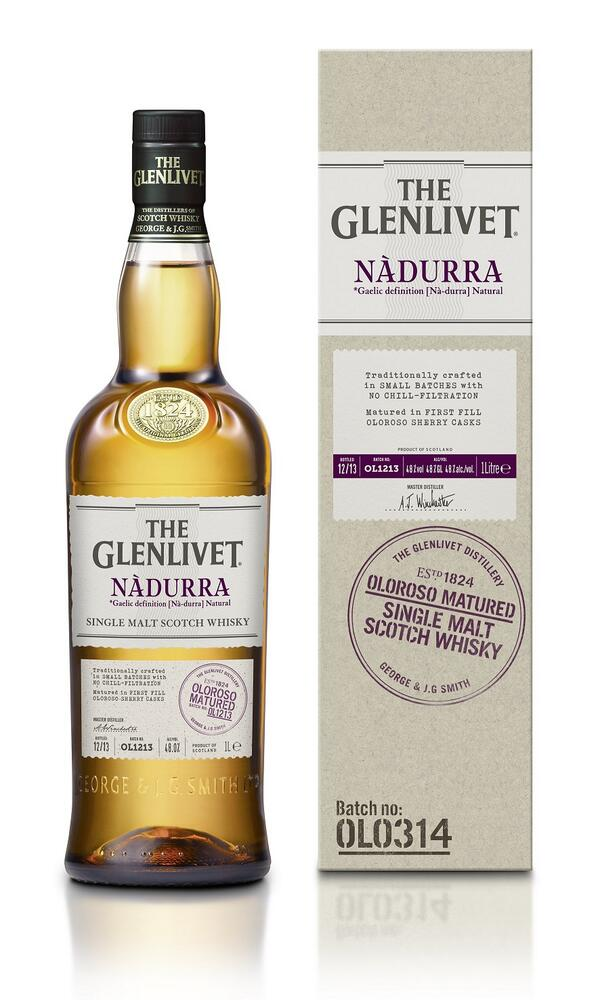 #Breaking New line of @TheGlenlivet #NADURRA is announced today. first is Oloroso Cask sounds lovely! @iantheguardian http://t.co/XcO5LAIkYO