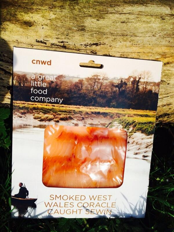 First smoked sewin of the season. THANK YOU @cnwdfood amazingly delicious as ever http://t.co/LGKKPurwRj
