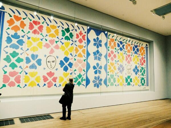 BLOGGED: #Matisse's mood-boosting cut-outs @Tate  http://t.co/0nUkudTux3 http://t.co/AuVjCLQctc