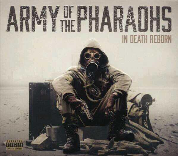 """Army of the Pharaohs """"In Death Reborn"""" dropped TODAY. We hope y'all enjoy the music as much as we enjoy making it. http://t.co/UI84cZRJwl"""