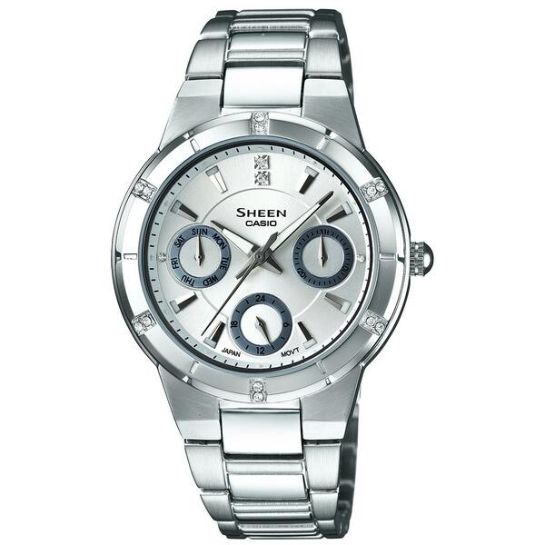 #Win a Casio @Sheenwatches stainless steel watch worth £200! RT & follow to enter #WatchWeek http://t.co/q1Uk1861uv http://t.co/KSCtN04pcP