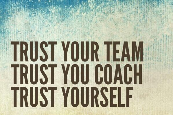 Coaching a team quotes