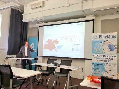 Thumbnail for Séminaires BlueMind au Québec 2014