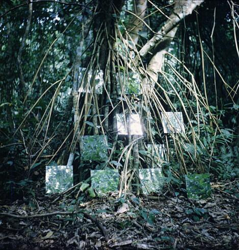"""On #EarthDay, learn about Robert Smithson's """"Yucatan Mirror Displacements"""" from our collection http://t.co/ZswcEudXre http://t.co/bhD5u3BHN1"""