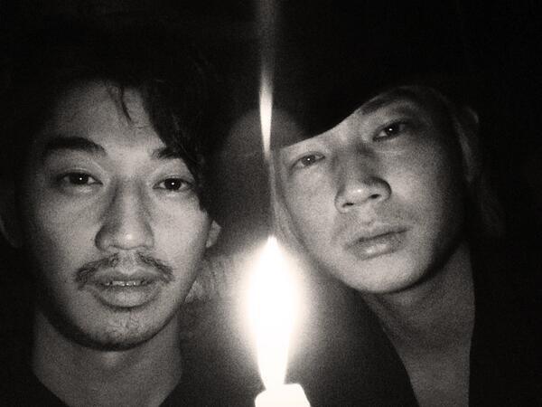 そして、俺と綾野剛。 http://t.co/SJfC9jXb02