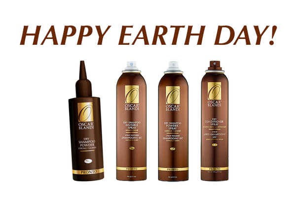 It's #EarthDay! RT to win these products that help you preserve your look to save water & energy from hot tools! http://t.co/xhCKzgn20X