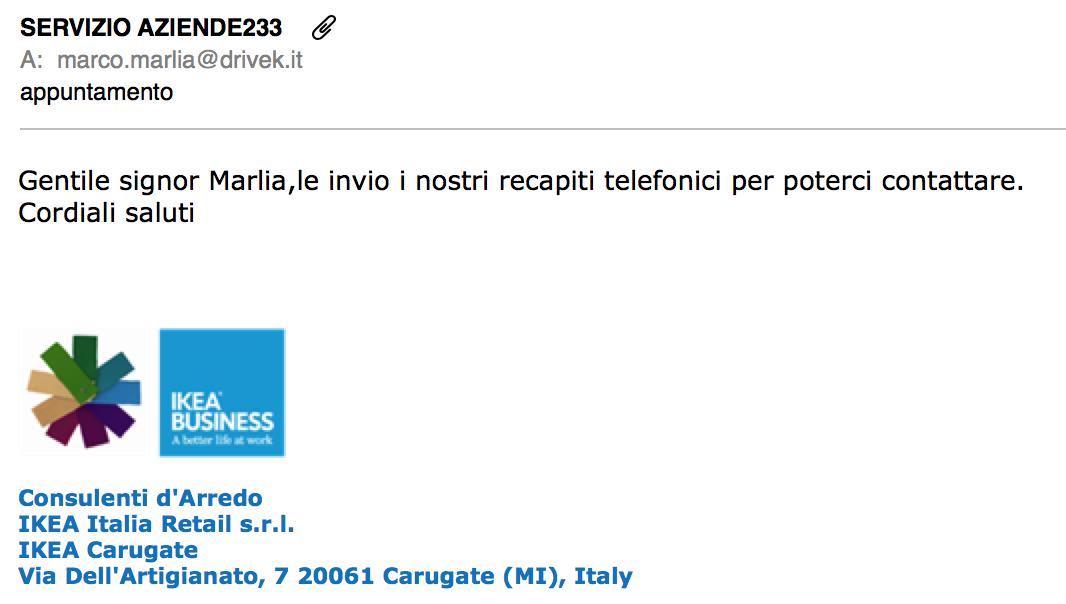 Marco Marlia On Twitter At Ikeaitalia 10gg Per Ricontattarmi Dopo