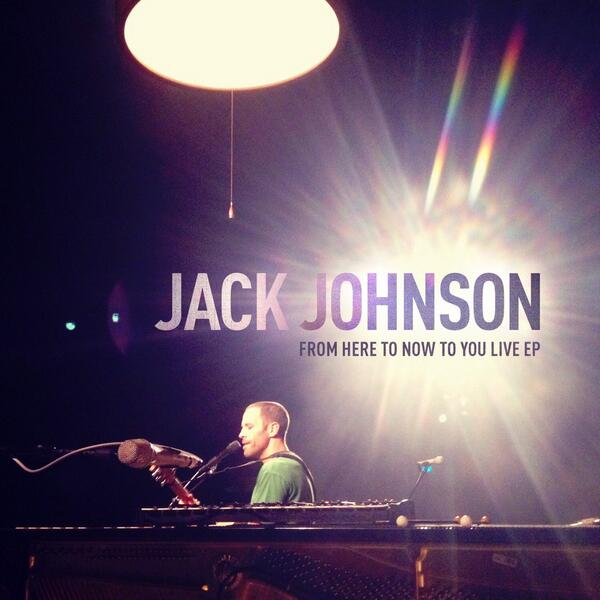 Happy earth day! Jack releases #fromheretonowtoyou live EP! All proceeds benefit environmental education for kids! http://t.co/hIg44oax8J