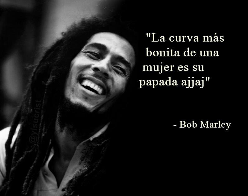 "Frases Bob Marley Tumblr: Jezucrihto Xd On Twitter: ""grande Bob Marley, Eternas Sus"