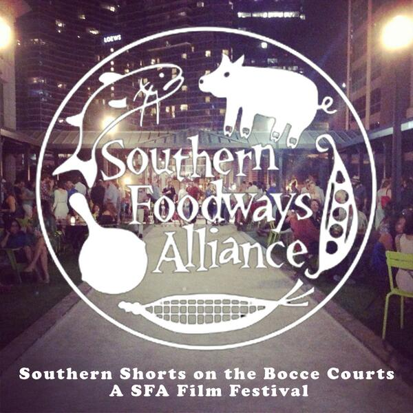 Southern Shorts on the Bocce Courts: An SFA Film Festival. Dusk on May 4 at ESS.  @potlikker https://t.co/DRpZ7tyZLT http://t.co/q3Qq756iNG