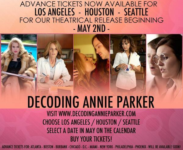 Advance tks 4 Movie http://t.co/ba7XU639Gf w. #AaronPaul #HelenHunt  #SamMorton #RashidaJones in theaters May 2nd http://t.co/6sB2kQZfVS