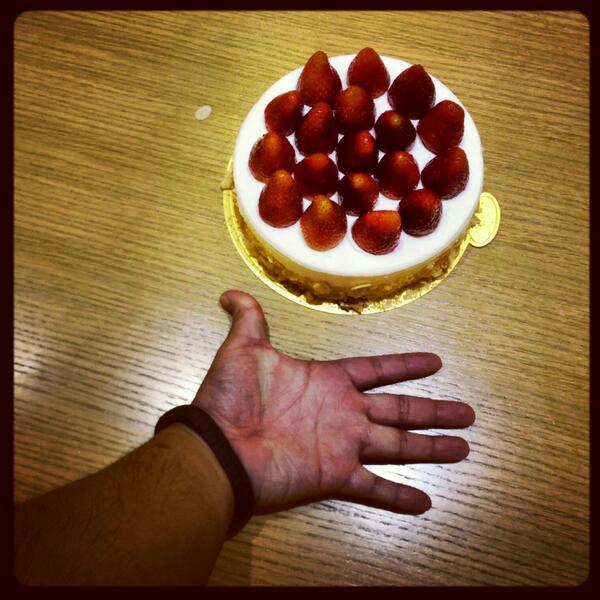 Cool James Chan On Twitter My Tiny Birthday Cake T Co Lz4Z0Tacmv Birthday Cards Printable Opercafe Filternl