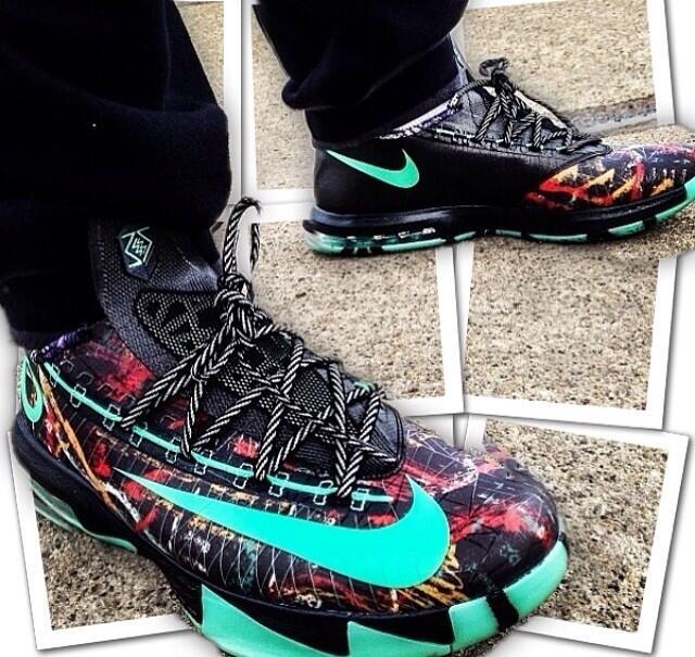 Nike KD 6 'All Star' http://t.co/XfXtBQu1jw