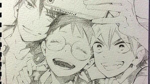 にじめん編集部 On Twitter 80rt漫画家星野リリィ先生が描いた
