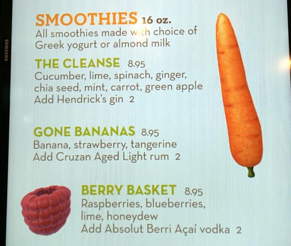 Finally! A juicing cleanse that I can get behind! :-P http://t.co/8c02KRslKT