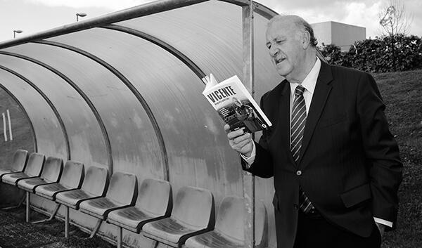 Дель Боске выпустил автобиографическую книгу - изображение 2
