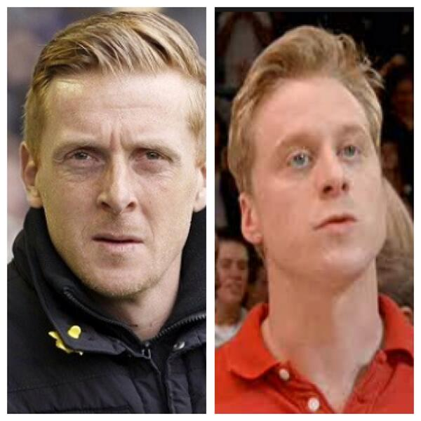 will talbut on twitter gary monk is steve the pirate from