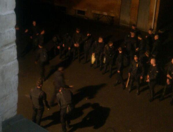 """Бойцы батальона спецназа """"Днепр"""" задержали двух российских диверсантов - Цензор.НЕТ 5423"""