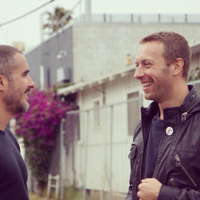 Chris Martin. World Exclusive Interview. Monday April 28. 8pm UK. BBC Radio 1 and R1 YouTube http://t.co/Ld9C8zQ2XY
