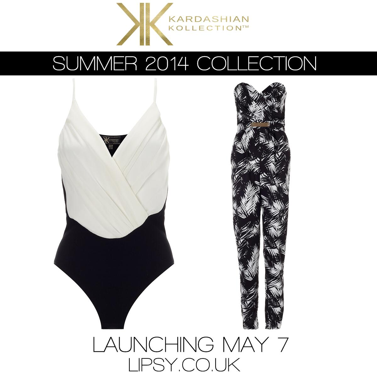 Big news for our UK ladies! Our summer @thek_kollection is launching at @LipsyLondon May 7! 17 new pieces & 24 bags! http://t.co/DUD82I3SN9