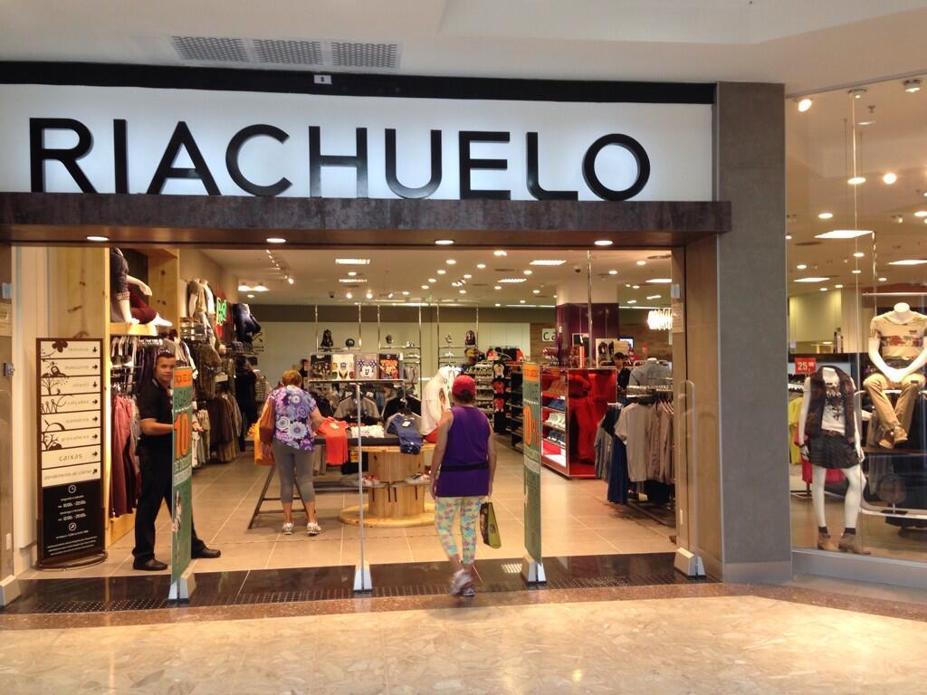 f3ae55996d Loja Riachuelo - Shopping Pátio Belém (foi inaugurada em uma Quarta-Feira  dia 23 04 2014)