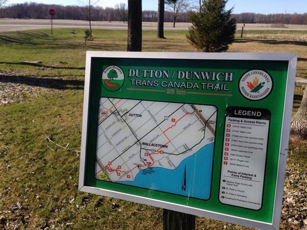 Dutton / Dunwich — Ontario has some Downton Abbey-worth  names http://t.co/XfigDYRRiZ
