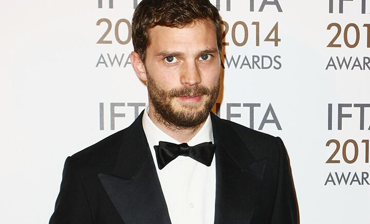 HEARTBREAK: Jamie Dornan IS OVER playing Christian Grey  http://t.co/5JbRNOwZma http://t.co/Q07Bg7wgFn