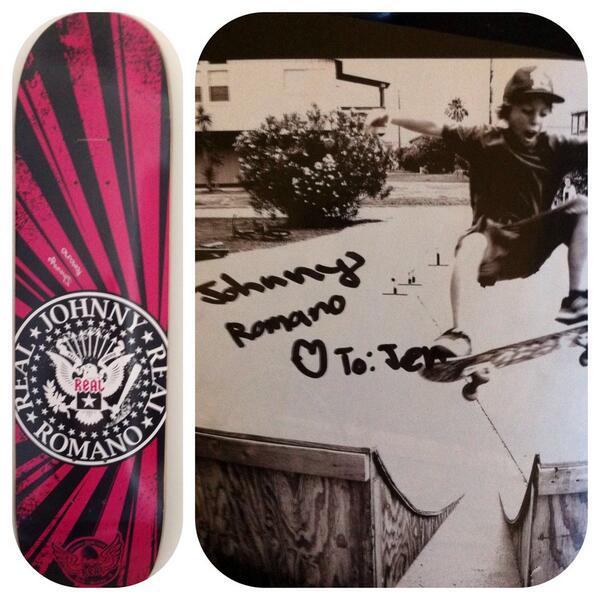 Remembering Johnny on his 16th birthday - Amazing kid who's spirit lives on #JohnnyRomano #JohnnyKicksCancer http://t.co/ZCfcNMbZYL