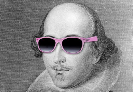 Will Shakespeare may be turning 450, but this handsome gent doesn't look a day over 400... #HappyBirthdayShakespeare http://t.co/jS3PDEUemJ