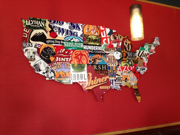 Schlafly Beer On Twitter Check Out This Amazingly Cool Custom - Missouri breweries map