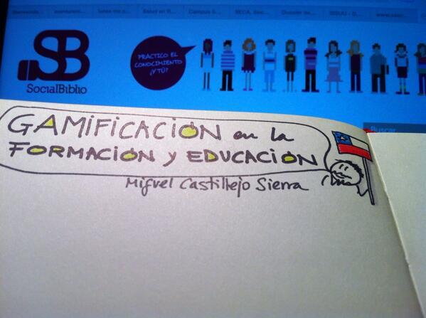 Thumbnail for La gamificación en la formación y la educación