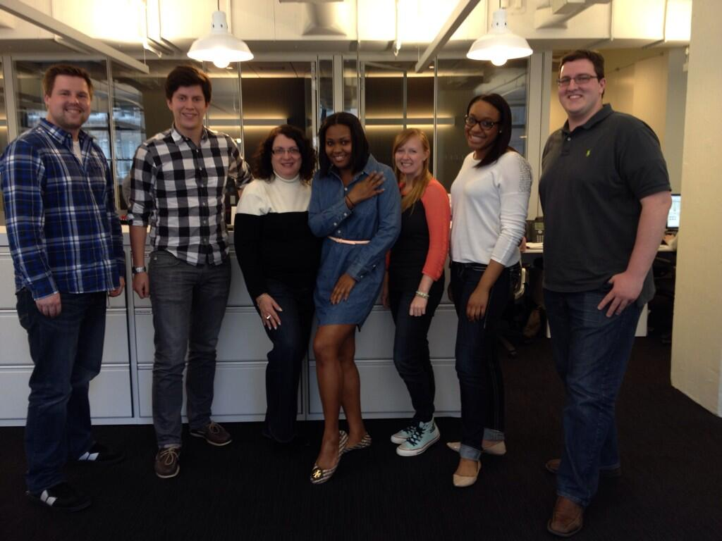 looking good, guys! RT @Kallana: @HavasMedia @HavasMediaUSA supports #DenimDay2014 #DenimDay @GUESS http://t.co/uGPpdyZKS8 ^WR