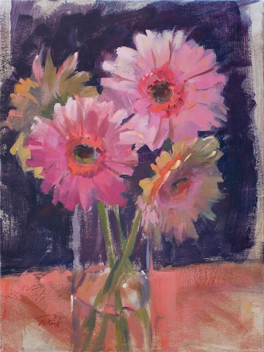 Loving this painting of flowers http://t.co/jgk89jeGu3